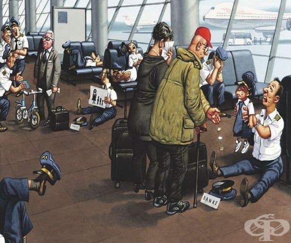 30 напълно истински илюстрации, които показват какво не е наред с днешното общество