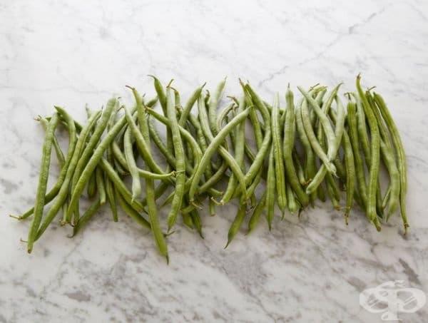 60 шушулки зелен фасул = 100 калории