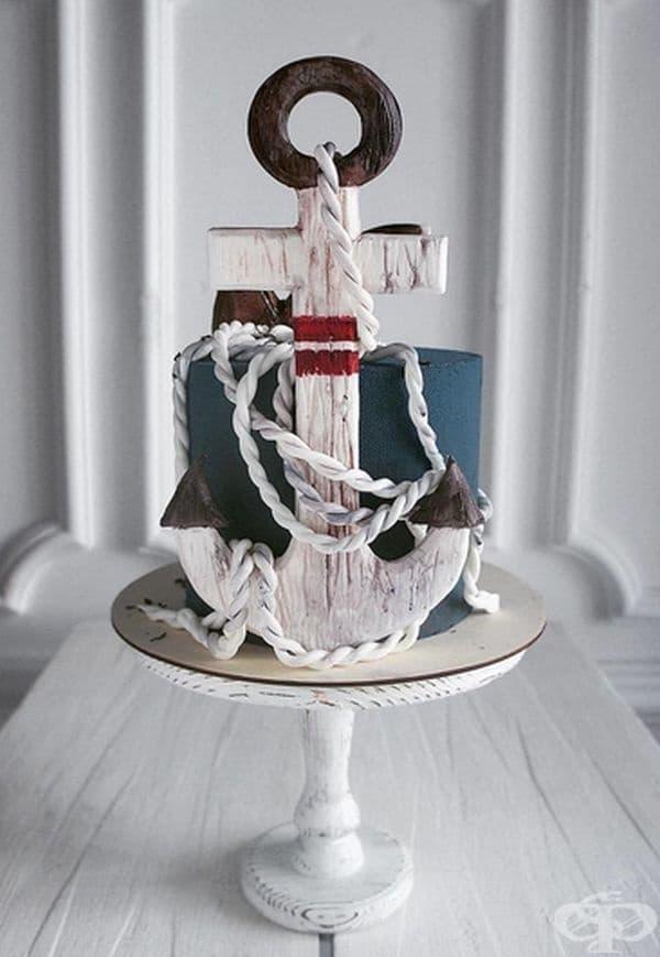 30 зашеметяващи торти, които ще ви бъде трудно да разрежете
