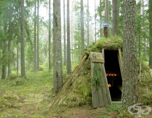 Kolarbyn Ecolodge, Швеция