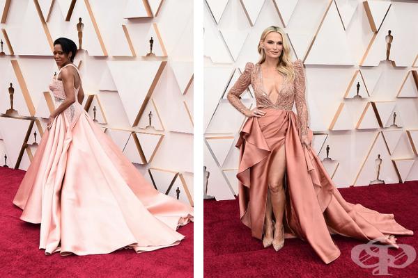 Оскари 2020: Звездите на червеният килим в цялата си прелест - изображение
