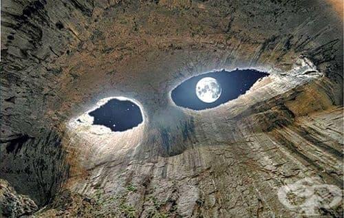 Пещерата Проходна, България