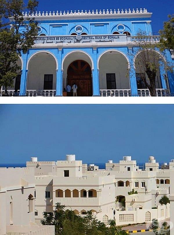 Сомалийска архитектура