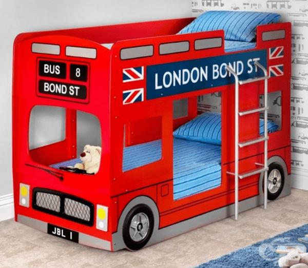 Автобус, който ще ви отведе в страната на чудесата.