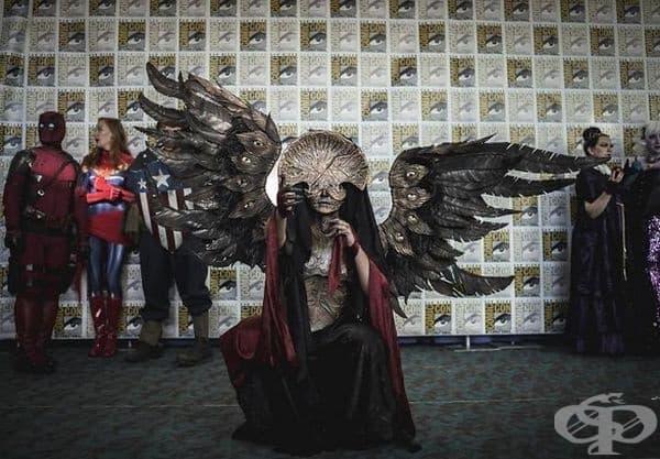 Ангел на смъртта, Хелбой