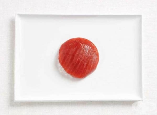 Япония: ориз, риба тон