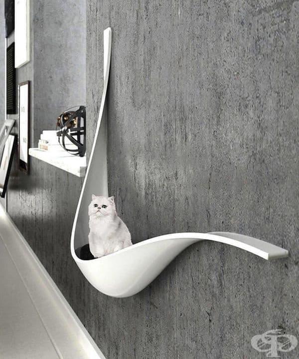 Животните също се нуждаят от стилно лично пространство. Дизайн студио madeinma.ir