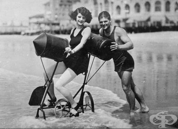 Водно колело, 1923 г.