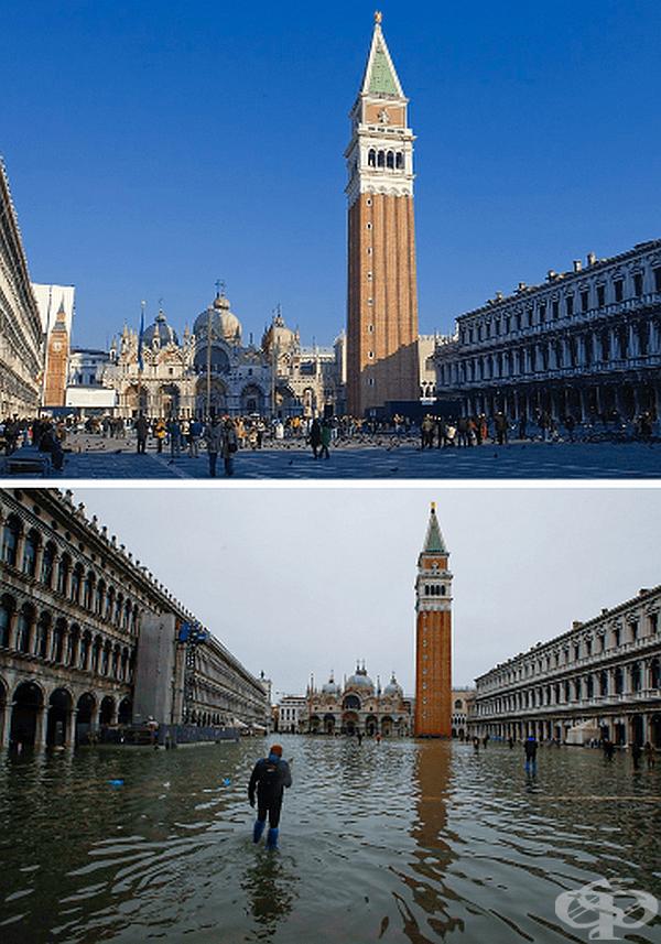 Градовете по света се наводняват повече от всякога.