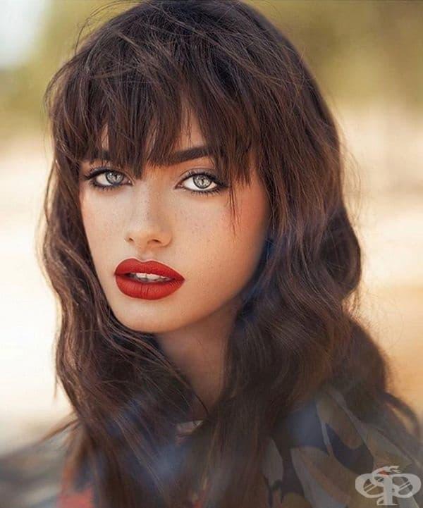 17. Яел Шелби, модел, Израел. Шелби е израснала в много религиозно семейство, но това не й е попречило да изгради кариера в модния жанр.
