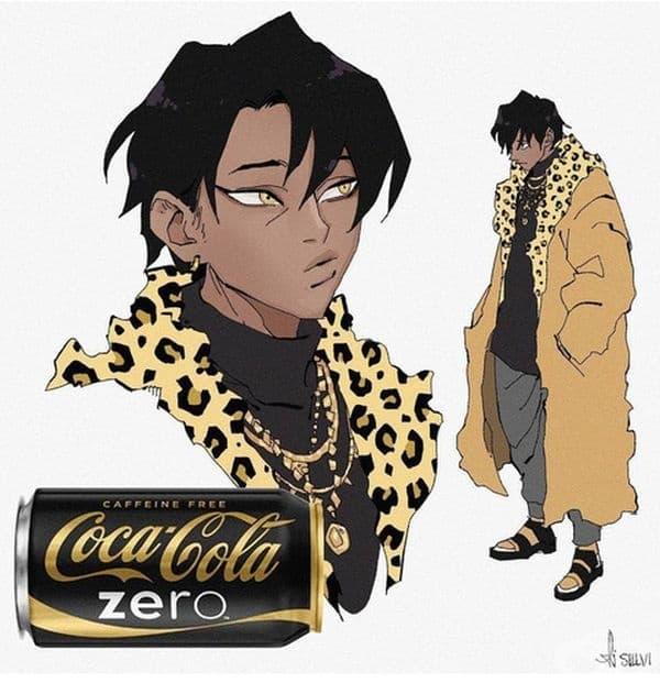Coca-Cola Zero без кофеин