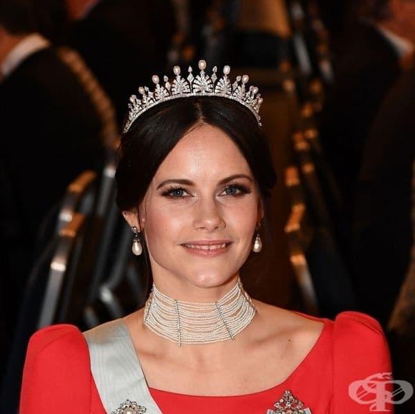 Принцеса София, Швеция.
