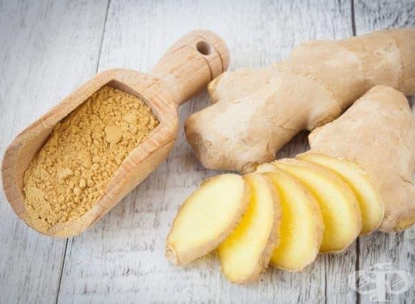 Джинджифил. Той може да намали вискозитета на кръвта, да нормализира метаболизма и нивата на захарта. Но с този продукт трябва да сте внимателни, не се препоръчва при хора с високо кръвно и аритмии.