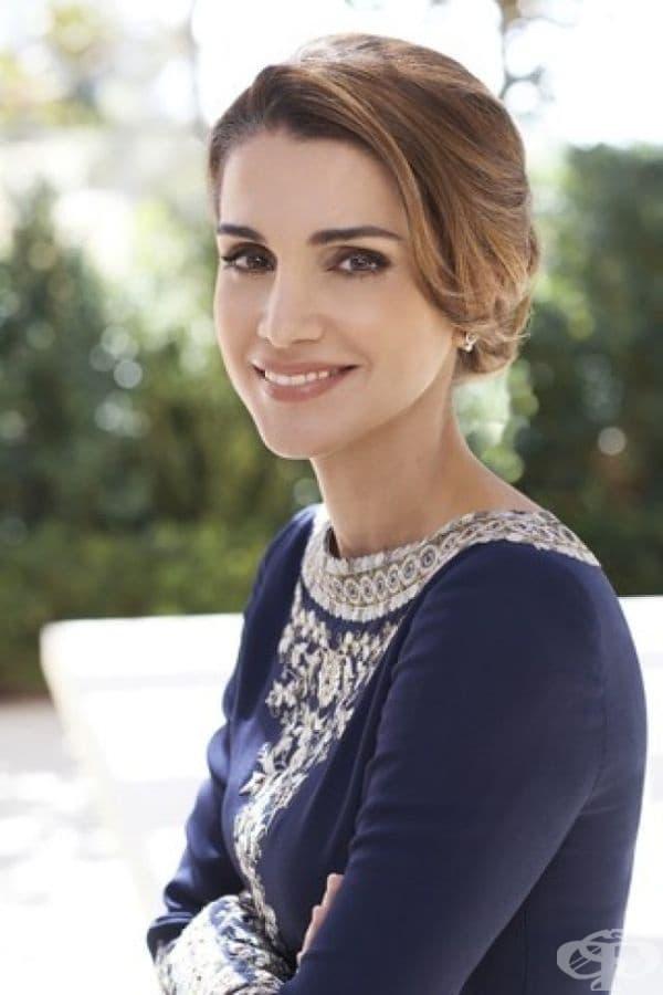 Рания ал-Ясин, кралица на Йордания