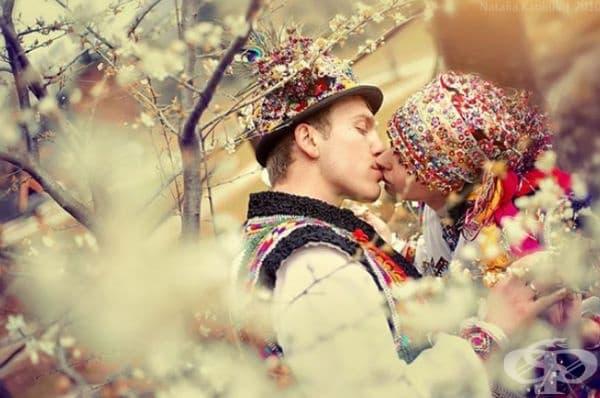 Хуцулска сватба в Украинските Карпати