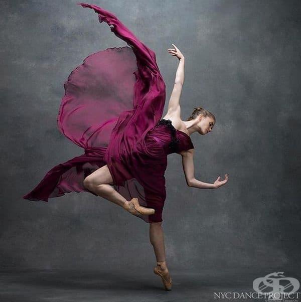 26 снимки на танцьори, които ще ви спрат дъха