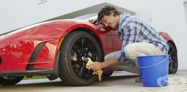 Постарайте се да се ангажирате с различни задачи, когато ви се припуши: измийте колата, почистете килера, разхождайте се, дишайте дълбоко и т.н.