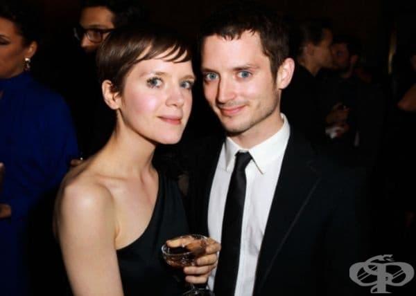 Илия Ууд и неговата сестра Хана.