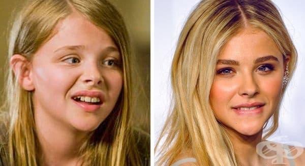 """Клоуи Грейс Морец започва да играе на 6-годишна възраст с ранни роли във филма на ужасите """"Ужасът в Амитивил"""", романтичния филм """"500 мига от любовта"""" и много други известни филми. На 21 години тя изглежда толкова величествена, както преди 9 години."""
