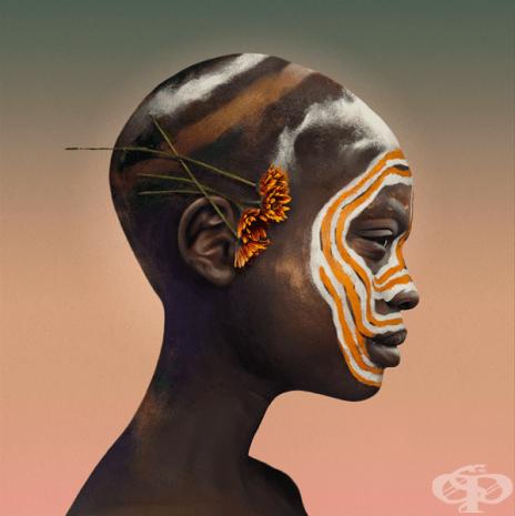 Невероятно реалистични акрилни портрети, които ще ви удивят