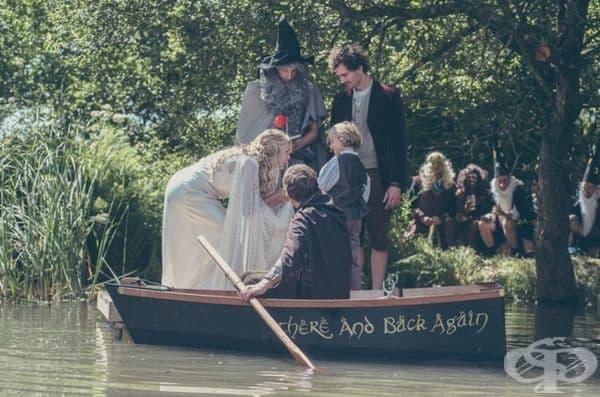 7 тематични сватби, които определено ще се помнят