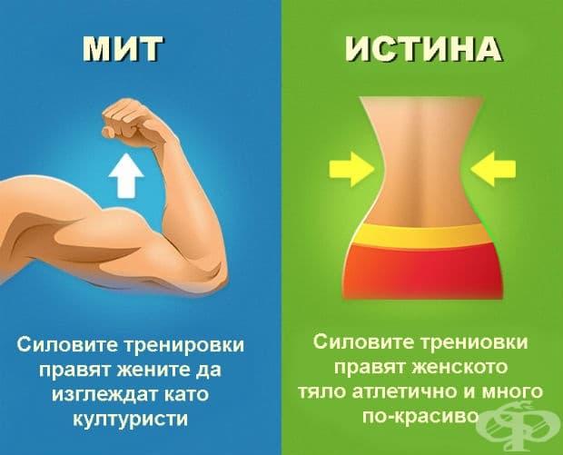 10 фитнес мита, в които трябва да спрете да вярвате