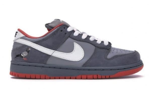 Nike Dunk SB Low Staple NYC Pigeon (2005) - 9 832.86 $
