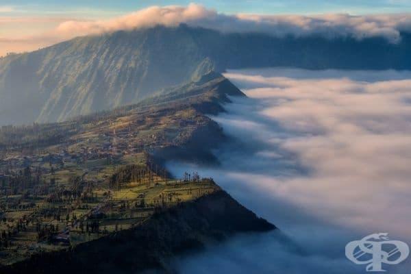 Планината Бромо.