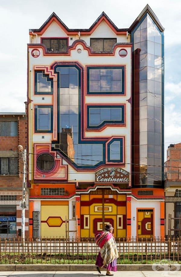 20 снимки показват зашеметяващата архитектура в Ел Пасо, Боливия