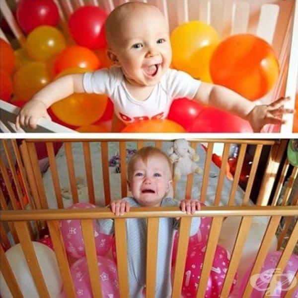 Вие сигурни ли сте, че тя обича балони?