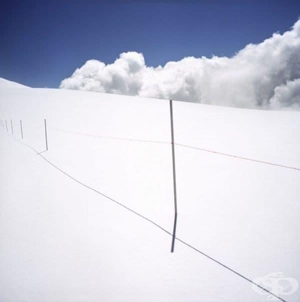 Границата между Италия и Швейцария.