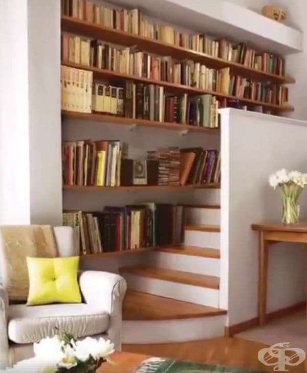 20 дизайнерски предложения за домашна библиотека