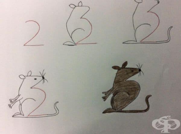 2 - добра основа за мишка.
