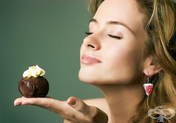 Жените разполагат с повече рецептори за сладък вкус върху езика, отколкото мъжете.