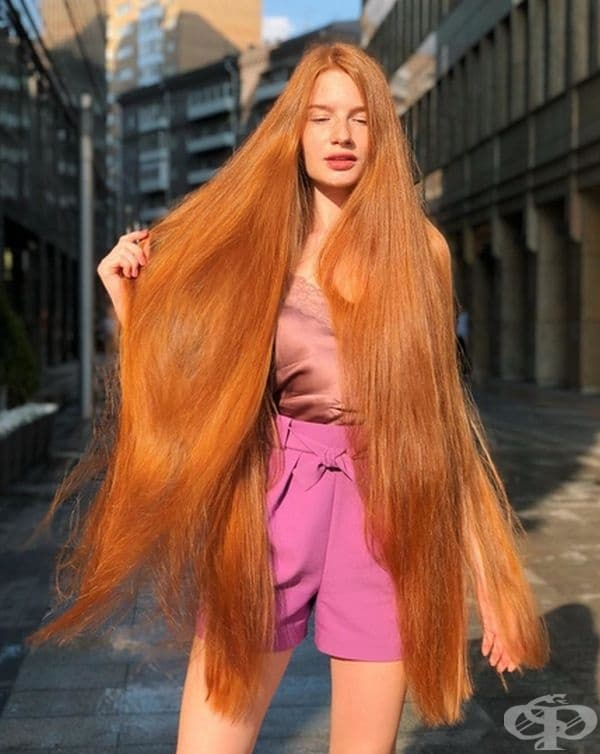 Грижата за косата трябва да е работа на пълен работен ден, в този случай.