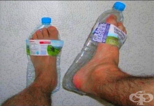 Дизайнерски обувки