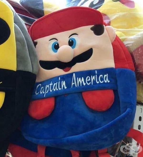 Животът малко или много е смачкал Капитан Америка.