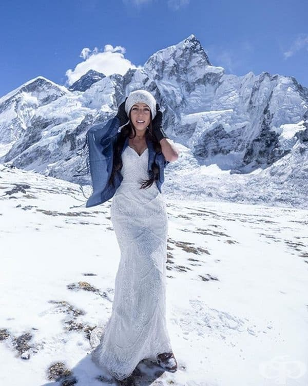 Еверест, Непал