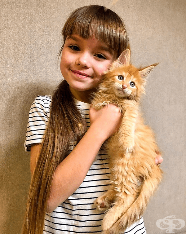 Към момента мечтата й е да стане ветеринарен лекар или мастър шеф, когато порасне.