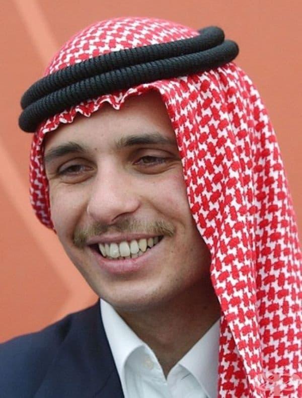 Принц Хусейн бин ал-Абдула - син на Хусейн бин ал-Абдула