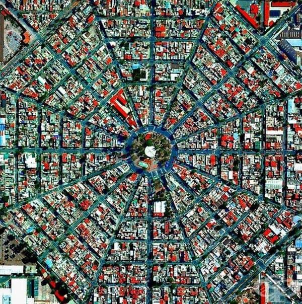 Plaza Del Ejecutivo, Мексико.
