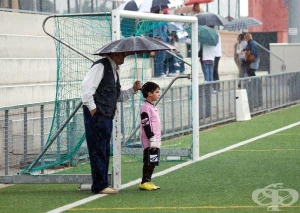 Във всеки спорт най-важна е подкрепата.