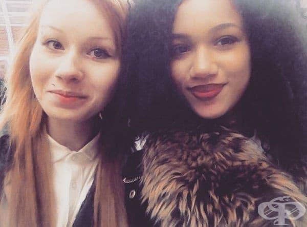 """""""Никой не вярва, че ние сме близначки, защото аз съм черна, а Луси е бяла..."""""""