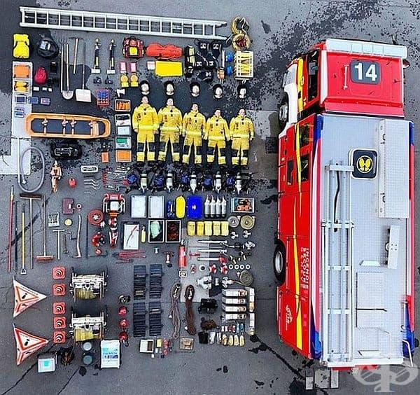 Пожарна в Женева и спасителна служба (Sis), Швейцария
