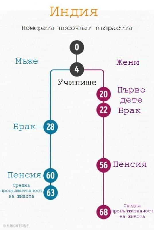 16 графики, които показват стандарта на живот в различните страни