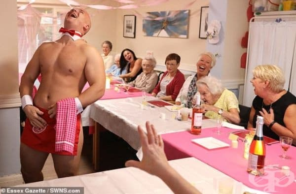 Всички домакини са били много усмихнати и развълнувани.