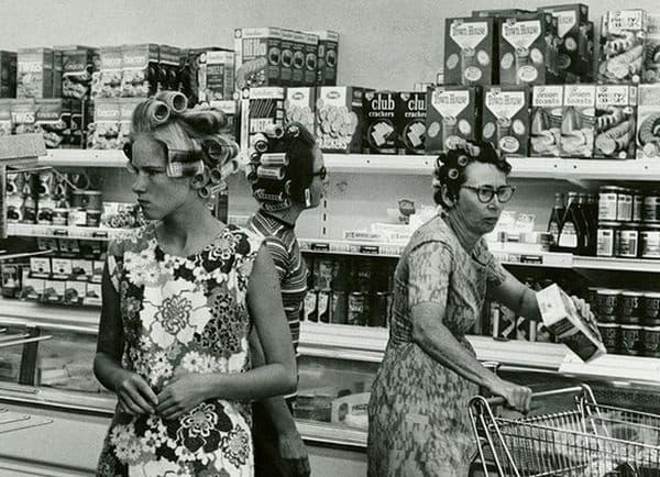 Пазаруване, 1960 г.