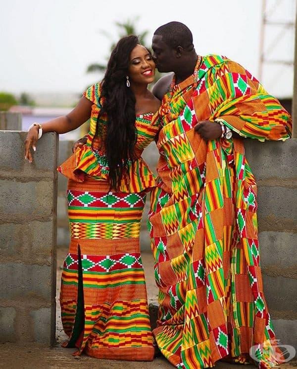 Традиционна сватба в Гана