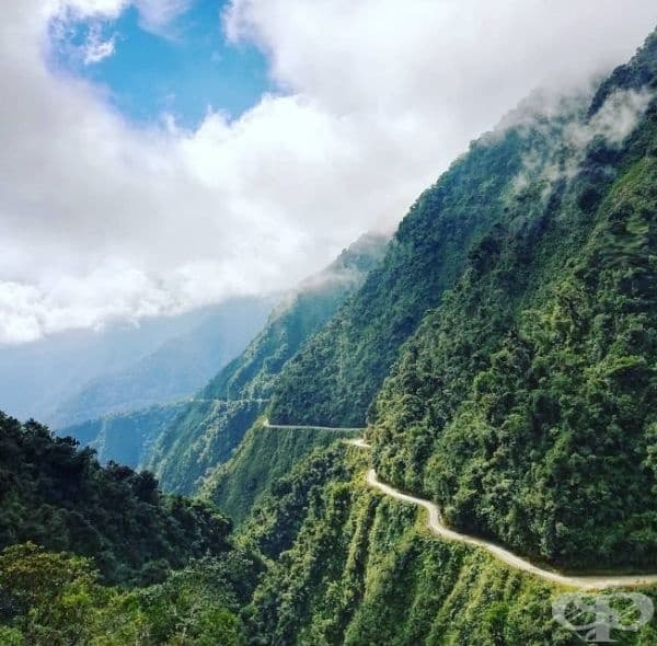 Пътят на смъртта, Боливия