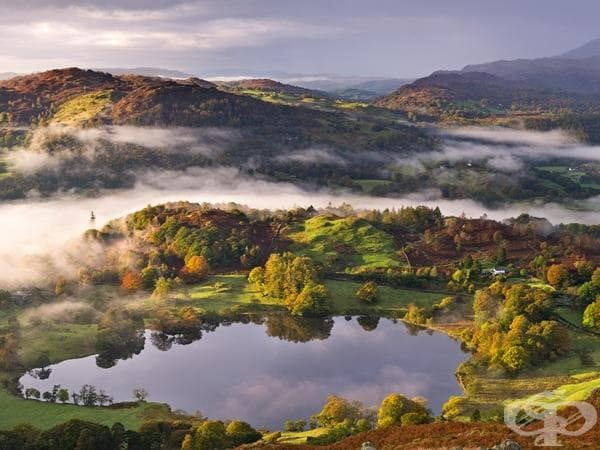 Lake District National Park, Англия
